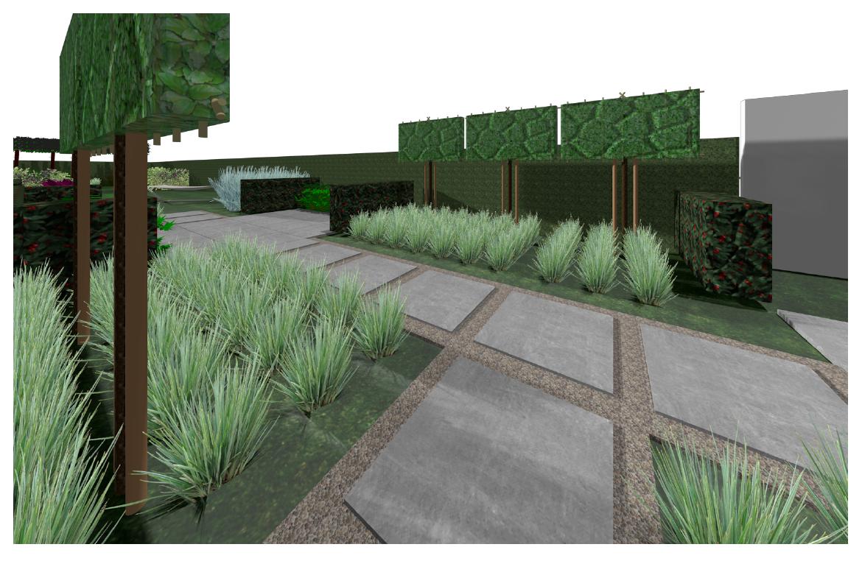 Tuin tekenen d interesting tuin exterieur ontwerpen with tuin